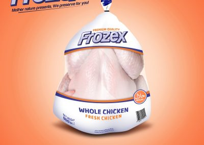 FROZEX CHICKEN